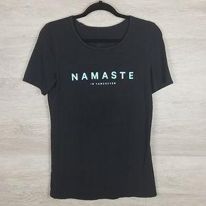 Lululemon Namaste Tee Size 6